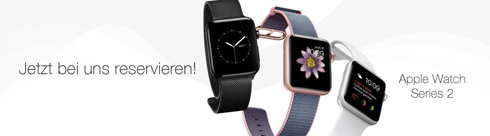 Apple Watch Series 2 jetzt reservieren bei MobileBizz KG