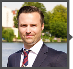 Bild von Lennart Bernhard - Head of Sales & Projectmanagement der MobileBizz KG - better connected
